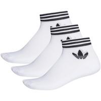 Modni dodaci Čarape adidas Originals EE1152 Bijela