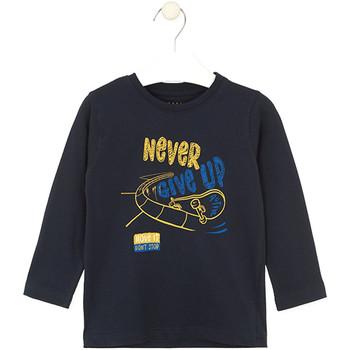 Odjeća Djeca Majice / Polo majice Losan 025-1635AL Plava
