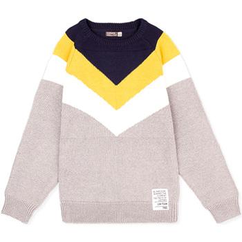 Odjeća Djeca Puloveri Losan 023-5001AL Siva