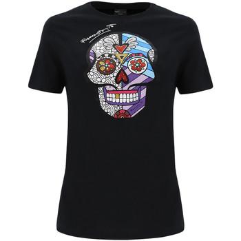 Odjeća Žene  Majice / Polo majice Freddy F0WBRT2 Crno