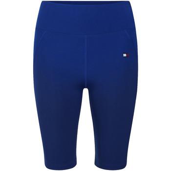 Odjeća Žene  Tajice Tommy Hilfiger S10S100462 Plava
