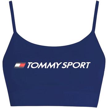 Odjeća Žene  Sportski grudnjaci Tommy Hilfiger S10S100450 Plava
