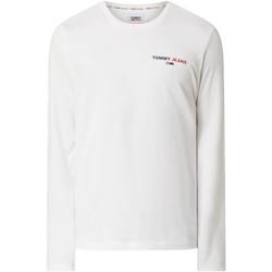 Odjeća Muškarci  Majice / Polo majice Tommy Jeans DM0DM09402 Bijela