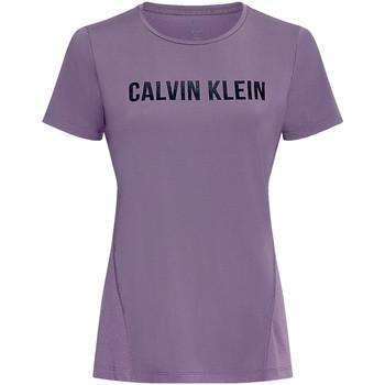 Odjeća Žene  Majice / Polo majice Calvin Klein Jeans 00GWS0K195 Ljubičasta