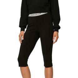 Odjeća Žene  Tajice Calvin Klein Jeans J20J214302 Crno