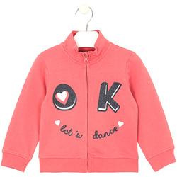 Odjeća Djeca Sportske majice Losan 026-6651AL Ružičasta