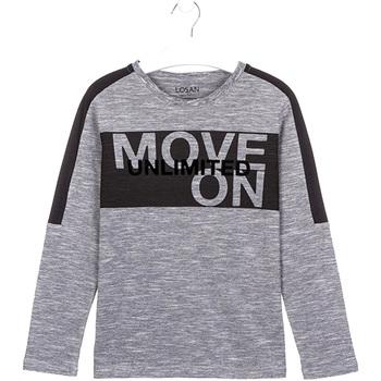 Odjeća Djeca Majice / Polo majice Losan 023-1020AL Siva