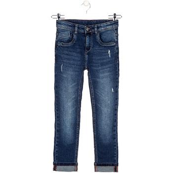 Odjeća Djeca Traperice Losan 023-9002AL Plava
