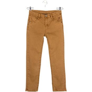 Odjeća Djeca Hlače Losan 023-9004AL Žuta boja