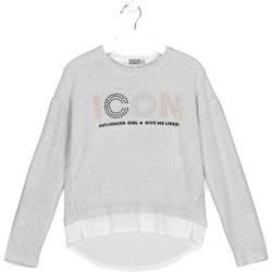 Odjeća Djeca Majice / Polo majice Losan 024-1024AL Siva