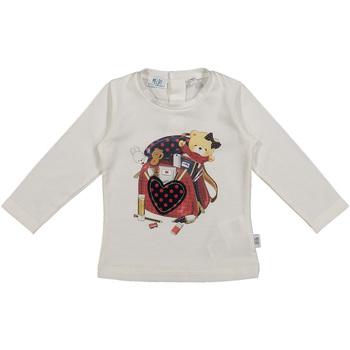 Odjeća Djeca Majice / Polo majice Melby 20C0361 Bijela