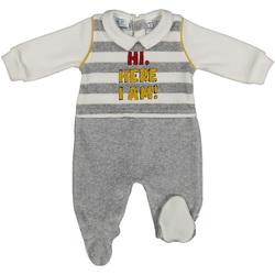 Odjeća Djeca Dvodijelne trenirke Melby 20N2470 Siva