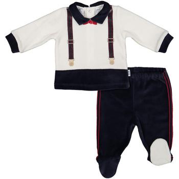 Odjeća Dječak  Dječji kompleti Melby 20Q0060 Crno
