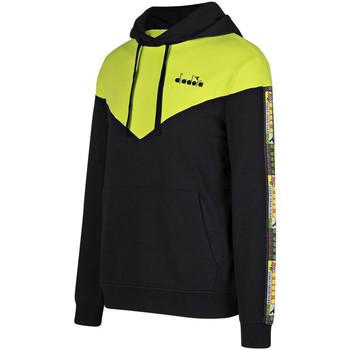 Odjeća Muškarci  Sportske majice Diadora 502176426 Crno
