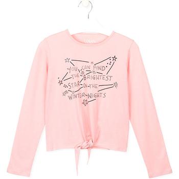 Odjeća Djeca Majice / Polo majice Losan 024-1202AL Ružičasta