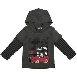 Odjeća Djeca Sportske majice Melby 40C2062DN Siva