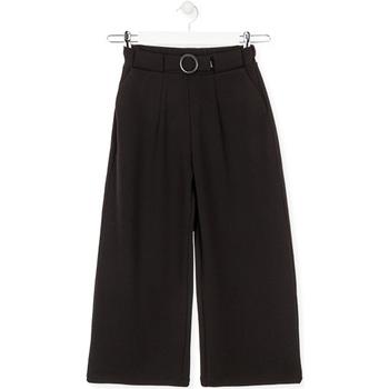 Odjeća Djeca Hlače Losan 024-6793AL Crno