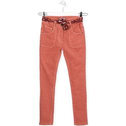 Odjeća Djeca Slim traperice Losan 024-9005AL Ružičasta