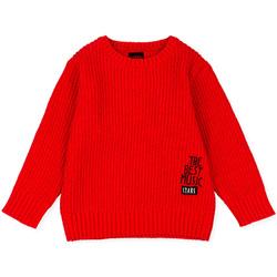 Odjeća Djeca Puloveri Losan 025-5000AL Crvena