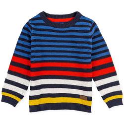 Odjeća Djeca Puloveri Losan 025-5006AL Plava