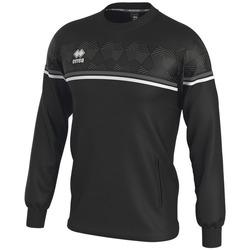 Odjeća Gornji dijelovi trenirke Errea Veste  davis noir/gris/blanc