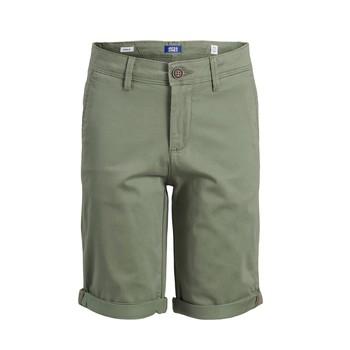Odjeća Dječak  Bermude i kratke hlače Jack & Jones JJIBOWIE JJSHORTS Bež