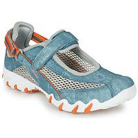 Obuća Žene  Sportske sandale Allrounder by Mephisto NIRO Blue