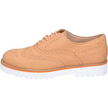 Obuća Žene  Derby cipele & Oksfordice Hogan BK655 Smeđa