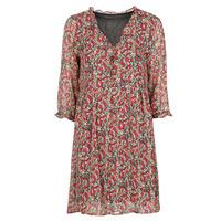 Odjeća Žene  Kratke haljine Betty London NEBECCA Red / Multicolour