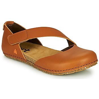 Obuća Žene  Balerinke i Mary Jane cipele Art CRETA Smeđa