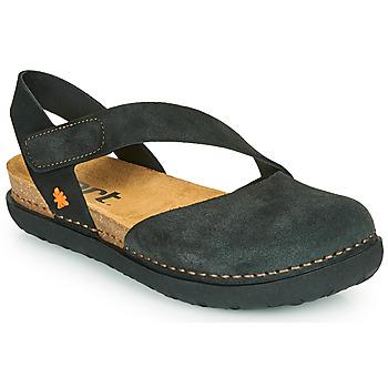Obuća Žene  Balerinke i Mary Jane cipele Art RHODES Crna
