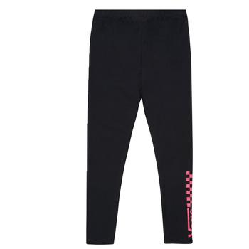 Odjeća Djevojčica Tajice Vans CHALKBOARD LEGGING Crna