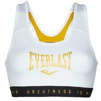 Odjeća Žene  Sportski grudnjaci Everlast EVL BRAND BR Bijela / Zlatna