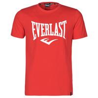Odjeća Muškarci  Majice kratkih rukava Everlast EVL- BASIC TEE-RUSSEL Red