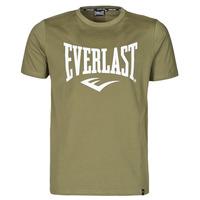 Odjeća Muškarci  Majice kratkih rukava Everlast EVL- BASIC TEE-RUSSEL Kaki