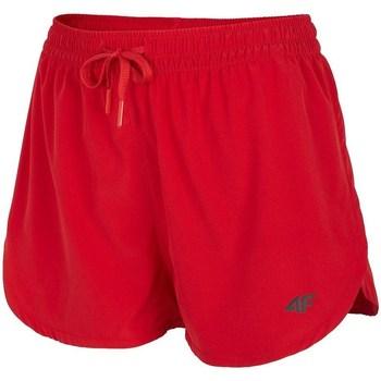 Odjeća Žene  Bermude i kratke hlače 4F SKDT004 Red