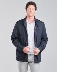 Odjeća Muškarci  Kratke jakne Geox WELLS FIELD Blue