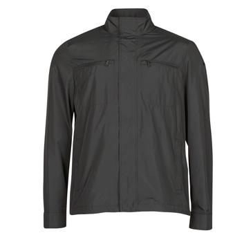 Odjeća Muškarci  Kratke jakne Geox JHARROD Crna