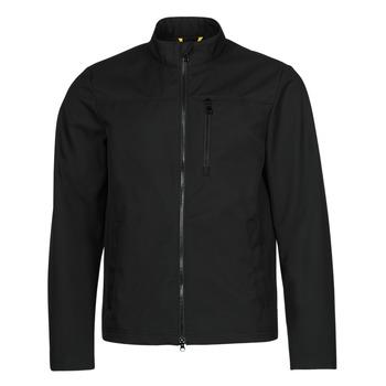 Odjeća Muškarci  Kratke jakne Geox OTTAYA Crna