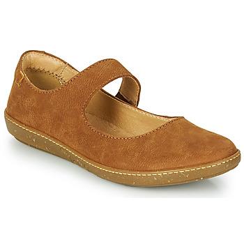 Obuća Žene  Balerinke i Mary Jane cipele El Naturalista CORAL Smeđa