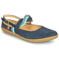 Obuća Žene  Balerinke i Mary Jane cipele El Naturalista CORAL Blue