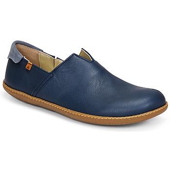 Obuća Muškarci  Slip-on cipele El Naturalista EL VIAJERO Blue