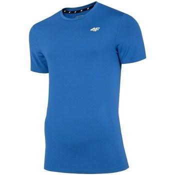 Odjeća Muškarci  Majice kratkih rukava 4F TSMF002 Blue