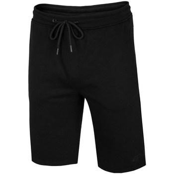 Odjeća Muškarci  Bermude i kratke hlače 4F SKMD001 Crna