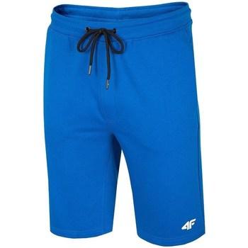 Odjeća Muškarci  Bermude i kratke hlače 4F SKMD001 Blue