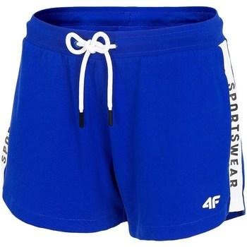 Odjeća Žene  Bermude i kratke hlače 4F SKDD003 Blue