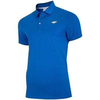 Odjeća Muškarci  Polo majice kratkih rukava 4F TSM007 Blue