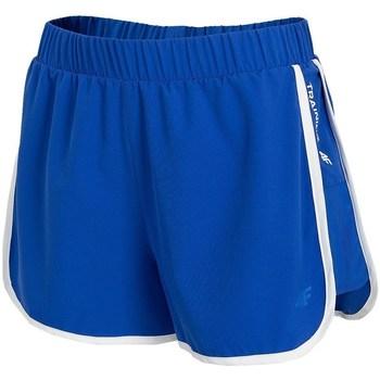 Odjeća Žene  Bermude i kratke hlače 4F SKDF001 Blue