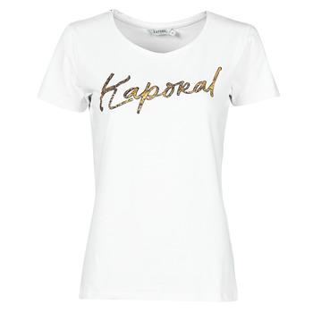 Odjeća Žene  Majice kratkih rukava Kaporal PETER Bijela