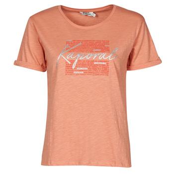 Odjeća Žene  Majice kratkih rukava Kaporal PUZZU Ružičasta